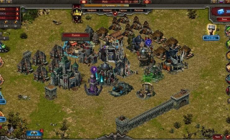 Онлайн игра войны престолов