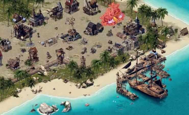 игра кодекс пирата флот и корабли