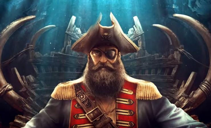 кодекс пирата капитан корабля