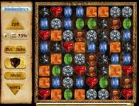 магические кристаллы флеш игра1