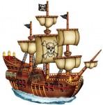 пиратский корабль игра кадекс пирата онлайн бесплатно