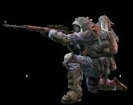 Варфейс игра солдат